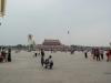 Een klein stukje van het grote plein!